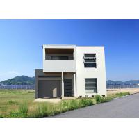 Buy cheap Durable Mobile Prefab Steel House 60m/S Wind Rated Light Steel Frame from wholesalers