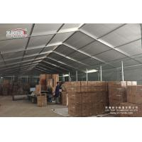 Best Big Industrial Storage Tents / Self - Cleaning Aluminum Frame Tent wholesale