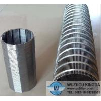 Best Filter with wedge screen wholesale