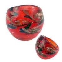 China glass rings on sale