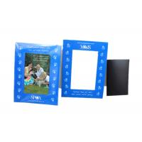 Best Magnetic Picture Frames for Refrigerator 4x6 inch Colorful Photo Note Schedule Holder wholesale