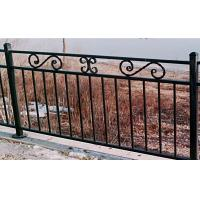 China Contemporary Ornamental Balcony Railings Cast Iron Handrails For Stairs on sale