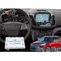 Buy cheap Android 6.0 Auto Interface GPS Navigation for Ford Escape Titanium 2016-2018 SYNC 3 System from wholesalers