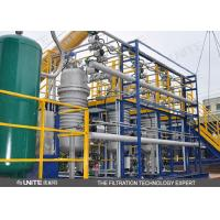 Buy cheap Automatic back wash control system fiber spinning Industrial Filtration System with ISO9001 from wholesalers