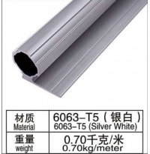 Best Workbench Logistic Rack Aluminum Tube Pipe AL-L 6063-T5 wholesale
