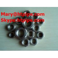 Best stainless steel UNS S31008 hex head nut wholesale
