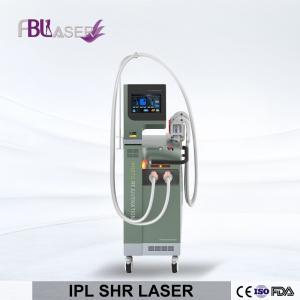 China 10 . 4 inch E-light IPL RF 15 x 50 Spot OPT SHR IPL Hair Removal SR on sale
