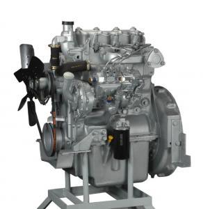 Custom 1500 / 1800rpm Speed 415 / 230V 50 / 60HZ 30KW Perkins Diesel Engine D226B-3D