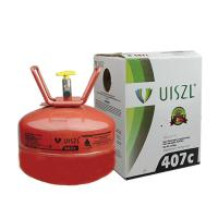 Best UISZL R407C refrigerant gas from factory  with 99.8% purity natural gas air conditioner wholesale