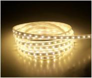 IP68 Waterproof LED Strip Lighting 12v , Flexible 5050 RGB LED Strip