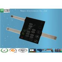 Buy cheap Light Transparent Capacitive Membrane Switch / Capacitive Touch Sensor Switch from wholesalers