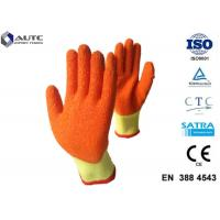 Best Mechanical Personal Protective Equipment Gloves Elasticated Cuff For Glass Handing wholesale