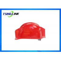 China Safety Helmet 4G Wireless Device 1080P CCTV Camera Local Recording SD Card on sale