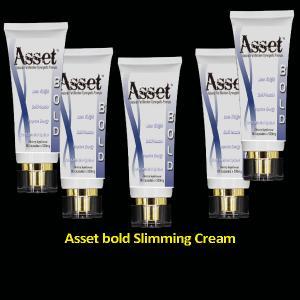 Asset bold slimming cream best over Asset bold Bee Pollen massage gel slimming cream Online Shopping