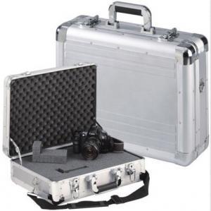 Best Business Travel Camera Hard Case , Aluminum Hard Case For Photography Equipment wholesale
