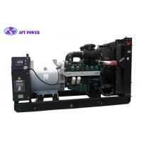 Cheap Water Cooling Doosan Diesel Generator 3 Phase Electric Governor 550 KVA Standby for sale