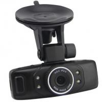 China GPS Dual Lens Car Video Recorder HD Portable DVR With 2.5 TFT LCD Screen With Battery on sale