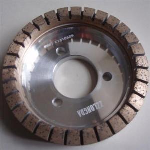 Cheap bronze bond diamond grinding wheel for Bavelloni machine for sale