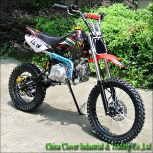 China Good Quality Petrol Kick Start Motor Dirt Bike 110cc 125cc 150cc Bike on sale