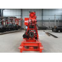 Cheap Heavy Duty Soil Boring Machine , Geotechnical Engineering Drilling Equipment for sale