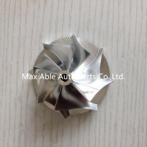 K04 41.94X56.08mm 5306-123-2203 4+4 blades billet compressor wheel for AD SEAT turbocharge