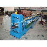 China 3 Phase Rain Gutter Sheet Forming Machine for Industrial 380v 50Hz on sale