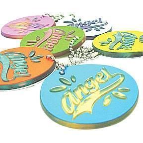 China Promotional PVC Key Chain / Key Ring on sale