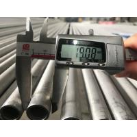 Best Heat Exchanger Stainless Steel Seamless Pipe Durable Bright Annealed Surface wholesale