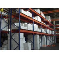 China 4000KG/ Levels Wood And Plastic Pallet Steel Racks 6M High Corrosion Protection on sale