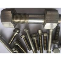 China 316Ti 1.4571 Duplex Stainless Steel Fasteners Bolts And Nuts Washer M6 - M100 on sale