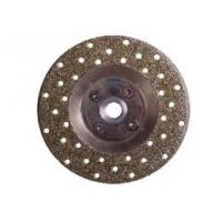 Best Φ125mm Diamond Grinding Wheel With Flange , Electroplated Grinding Disc For Concrete wholesale