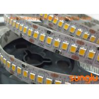 Best 16W SMD 2835 240D Flexible LED Strip Lights Warm White For Meeting Room wholesale