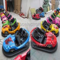 Best Sibo Kids Coin Operated Battery Bumper Cars For Game Center In Guangzhou wholesale