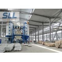 Best Small Dry Mix Mortar Manufacturing Plant , Ready Mix Dry Mortar Production Line wholesale