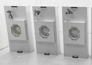 Best Galvanized Aluminum HEPA Fan Filter Unit / FFU 1175x575mm For Clean Booth wholesale