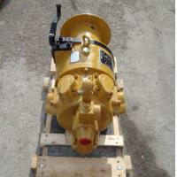 Anti-explosive Variable speed automatic brake,fast installation  Air Winch  with 10KN rated pull force