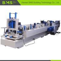 China C To Z Shaped Purlin Roll Forming Machine , Steel Sheet Forming Machine on sale