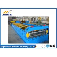 Best 2018 new type corrugated roof sheet roll forming machine made in China Automatic PLC Control wholesale