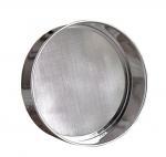 Best Food - Grade 304 Stainless Steel Flour Sieve 40 60 Mesh / Inch 30cm Dia wholesale