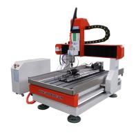 Best Desktop 4 Axis 6090 CNC Router  Engraving Machine for Wood Metal Stone wholesale