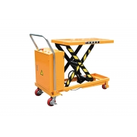 China Manufacturing Industry Single Scissor Electric Table Lift on sale
