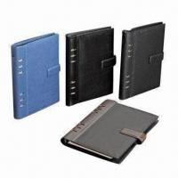Best PU Organizers with Zipper Closure and Loose Leaf wholesale