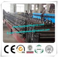 China Steel Trunking Roll Steel Silo Forming Machine Galvanized Cable Trays on sale