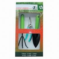 Best Garden Tool Set, Made of Steel and Plastic wholesale