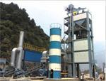 China SAP160 Asphalt Batch Mix Plant on sale