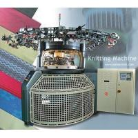 Best Rib-mesh Transferred Electronic Jacquard Knitting Machine wholesale