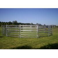 China 1.8 x 2.1M Heavy Duty Cattle Corral Panels For Sale Cattle Yard Panel & Gate on sale
