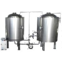 Saccharify Mash Lauter Tun / Whirlpool Tanks / Industrial Brewery Brewhouse