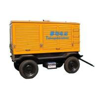 China 4 Stroke Diesel Engine Power Generator , 6 Cylinders Mobile Power Unit Generator on sale