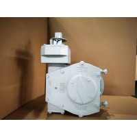 China Worm IP68 Gear Operator Gearbox With Lock Mechanism on sale